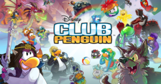 Club Penguin Damaged