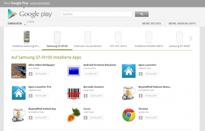 Google Play Store Download For PC Free