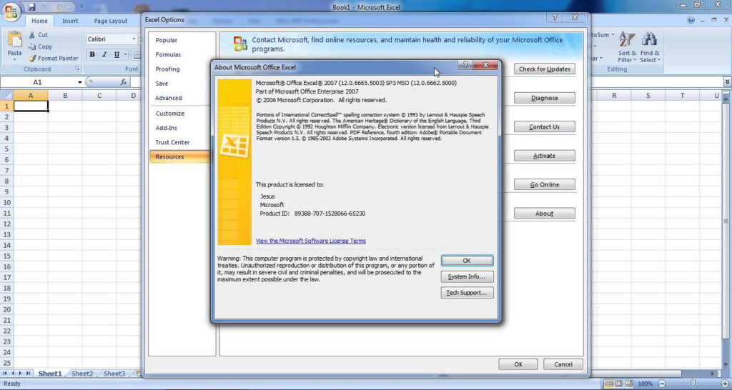 MS office 2007 Crack + Product Key Download Free [Latest]