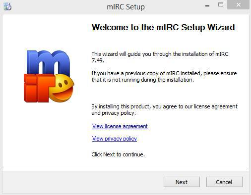 mirc patch download