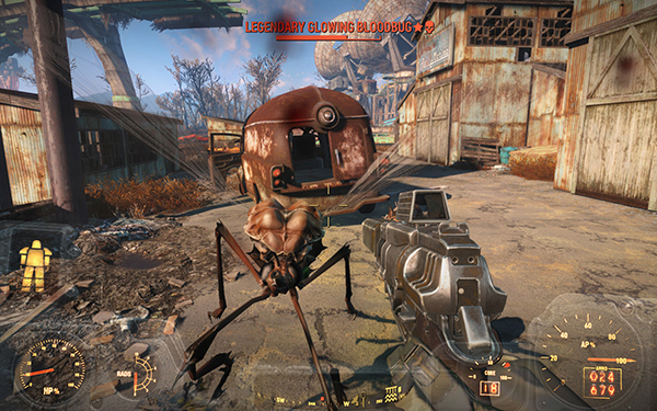 Fallout 4 Crack Full Download Latest 2018 [Skidrow]