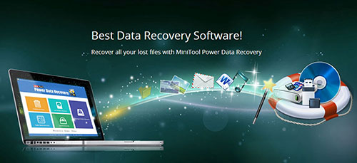 MiniTool Power data Recovery Crack 7.5 Download